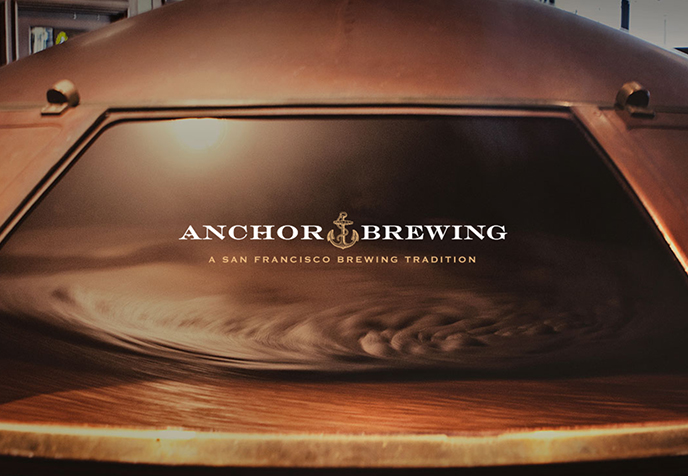 Anchor Brewing website screenshot