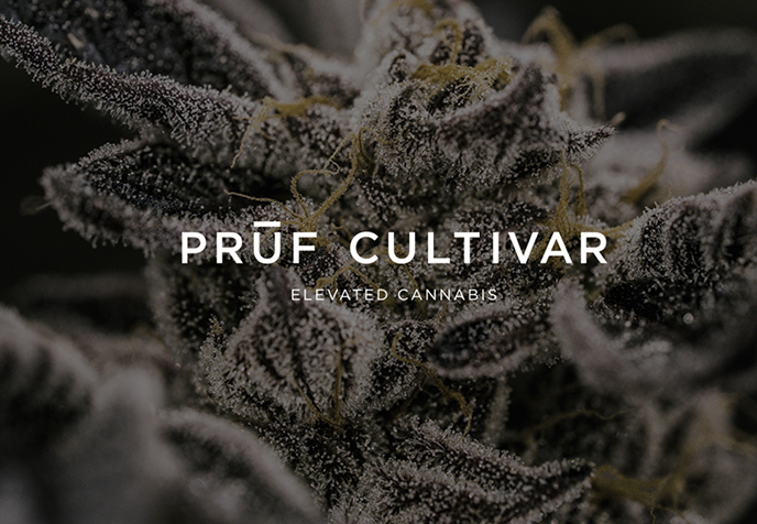 Prūf Cultivar website screenshot